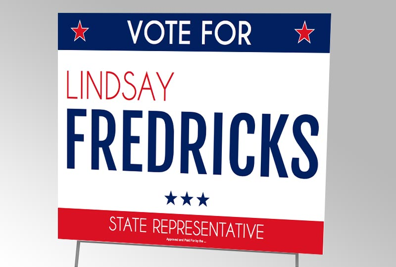 Yard Signs and Posters